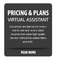 Pricing and Plans for Virtual Assistant Services