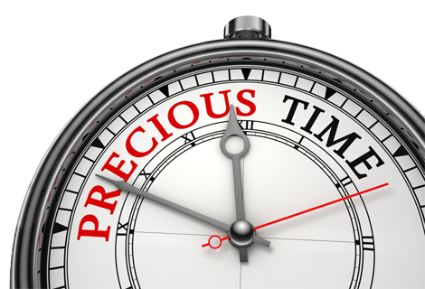 [Save Precious Time]